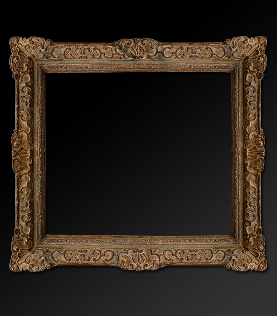 cadre tableau montparnasse ann es 40. Black Bedroom Furniture Sets. Home Design Ideas