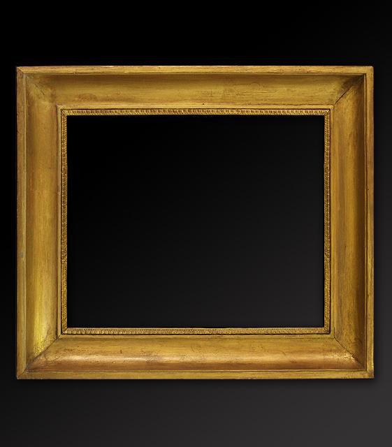 Cadre tableau en stuc d cors de raie de coeur - Image de cadre de tableau ...