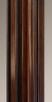 Cadre tableau flamand profil renvers - Technique d encadrement d un tableau ...