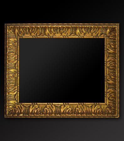 Cadre tableau dor cuivre - Technique d encadrement d un tableau ...